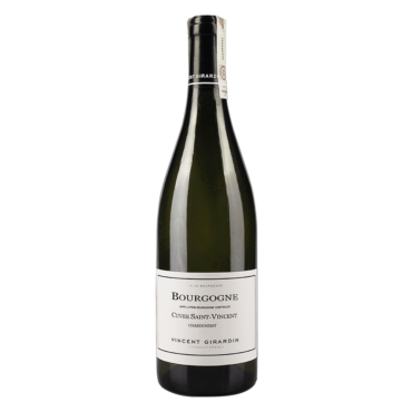Bourgogne Blanc Cuvee St Vincent