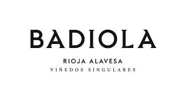 Badiola producent wina logotyp
