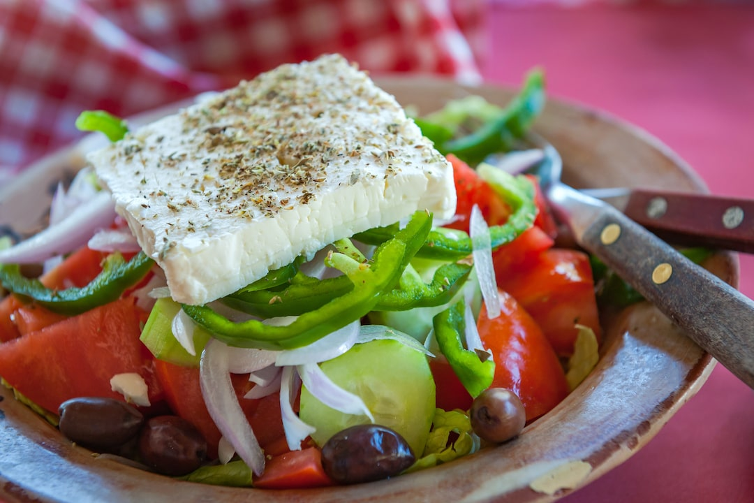 kuchnia grecka, przysmaki greckie