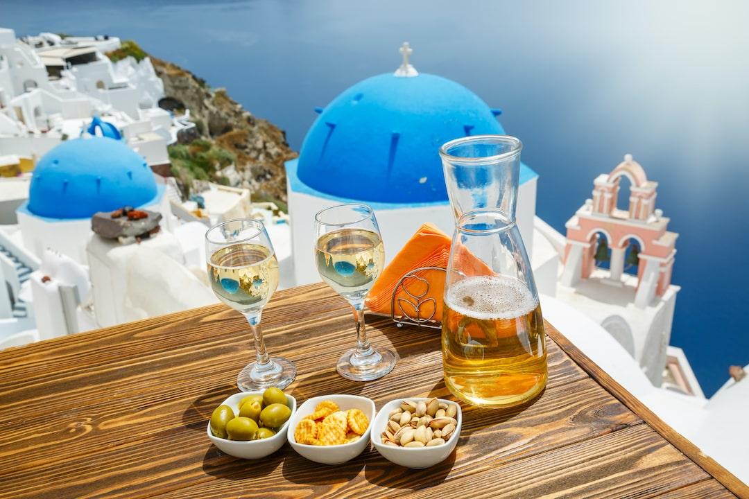 Winiarstwo greckie