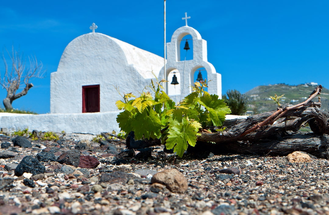 Greckie wino